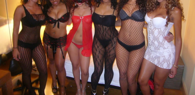 Lingerie Theme Night at Pleasures